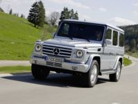 Piggyback Mercedes-Benz G