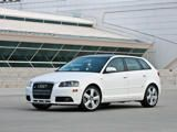 Chip-tuning Audi A3 2003 <