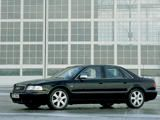Tuning Audi A8 D2 2002 <