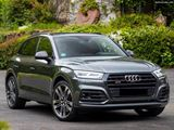 Chip-tuning Audi SQ5