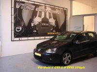 Chiptuning VW Golf  2.0TFSI